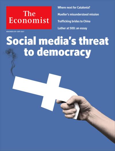 economist social media